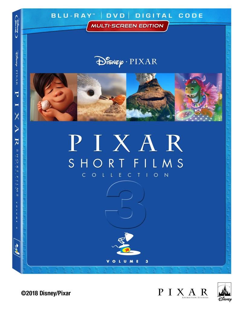 Pixar Short Films Collection 3