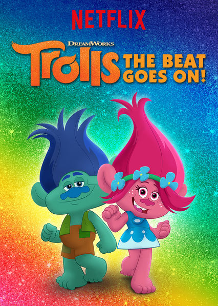 Trolls The Beat Goes On Season 4 on Netflix