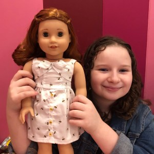 Blair Wilson American Girl Girl of the Year 2019