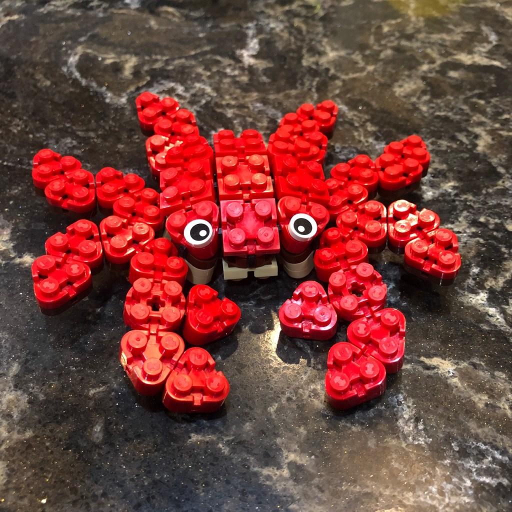 Flexo Ocean Life Crab