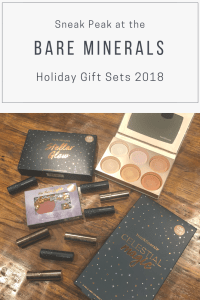 bareMinerals Holiday Gift SEts 2018