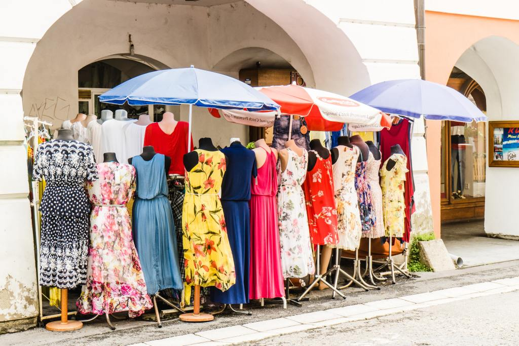 dresses from on pexel