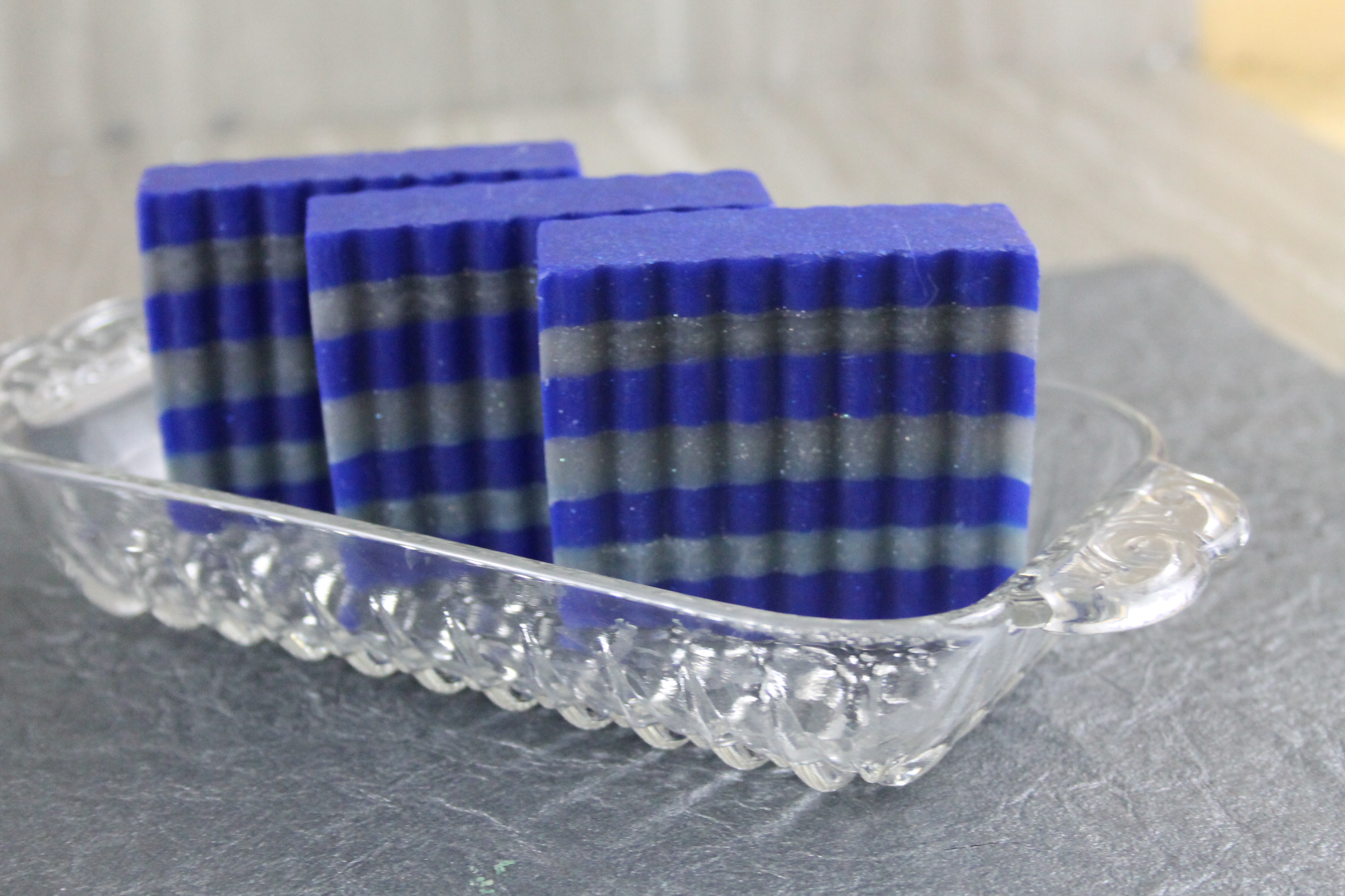 Ravenclaw Layered Soap