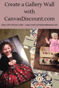 CanvasDiscount Pinterest Graphic