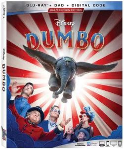 Dumbo Box Art