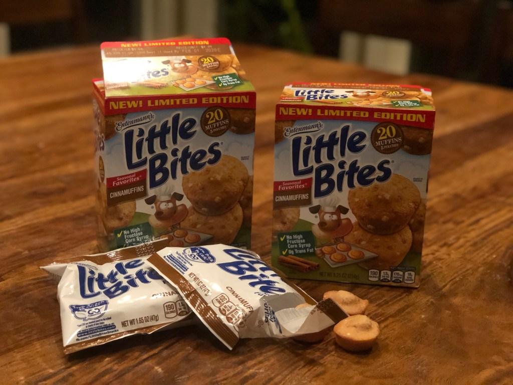 Little Bites Cinnamuffins