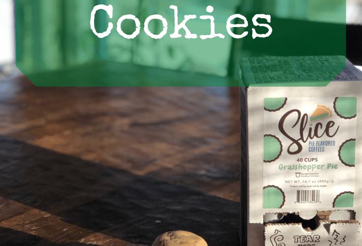 Grasshopper Mocha Cafe Cookies & Giveaway