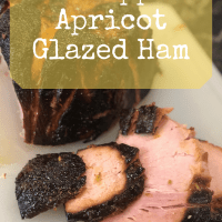 Pineapple Apricot Glazed Ham