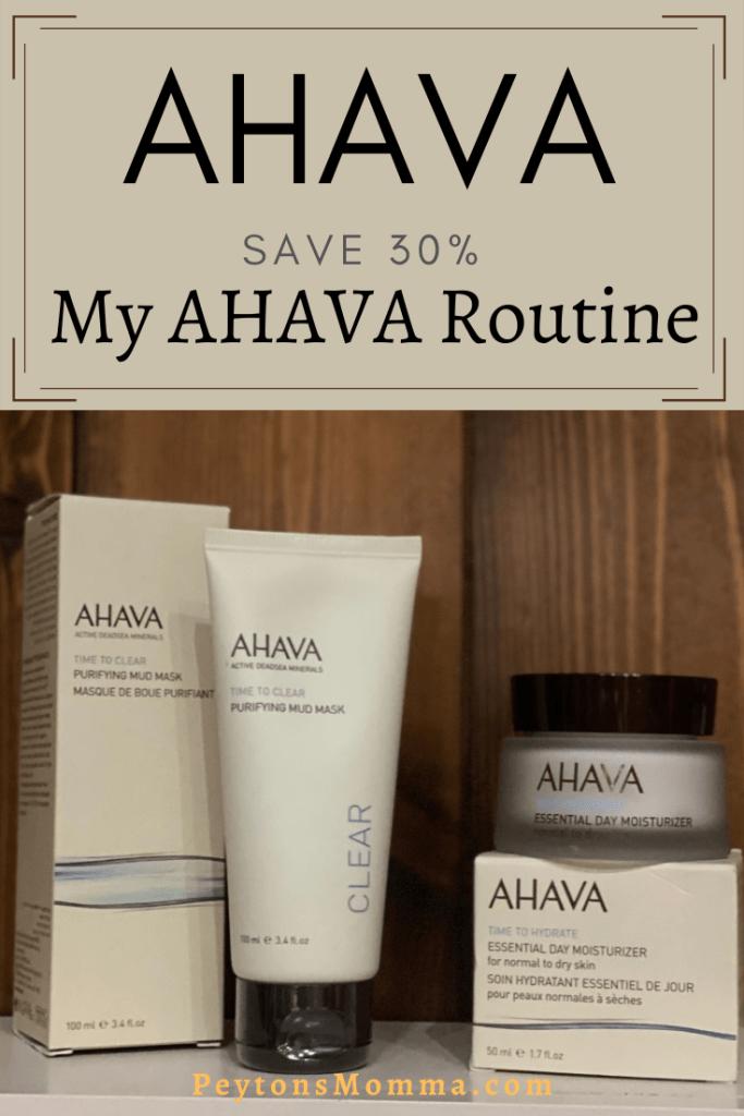 AHAVA Routine