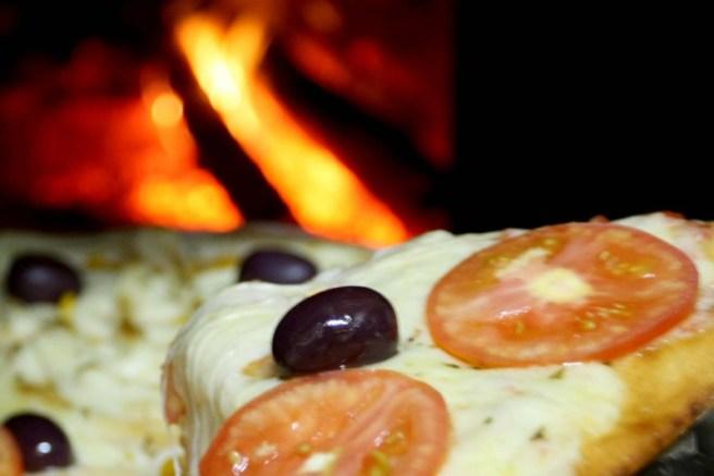 Pizza! A melhor do mundo é a de São Paulo! Foto: Rubens Chiri