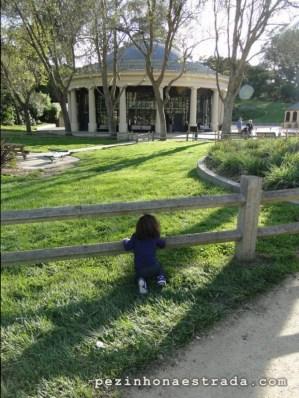 Carrossel do Golden Gate Park
