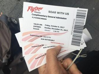 Nossos tickets