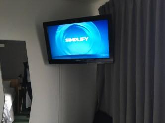 TV de LCD.