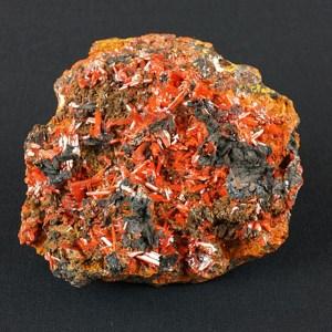 crocoite specimen
