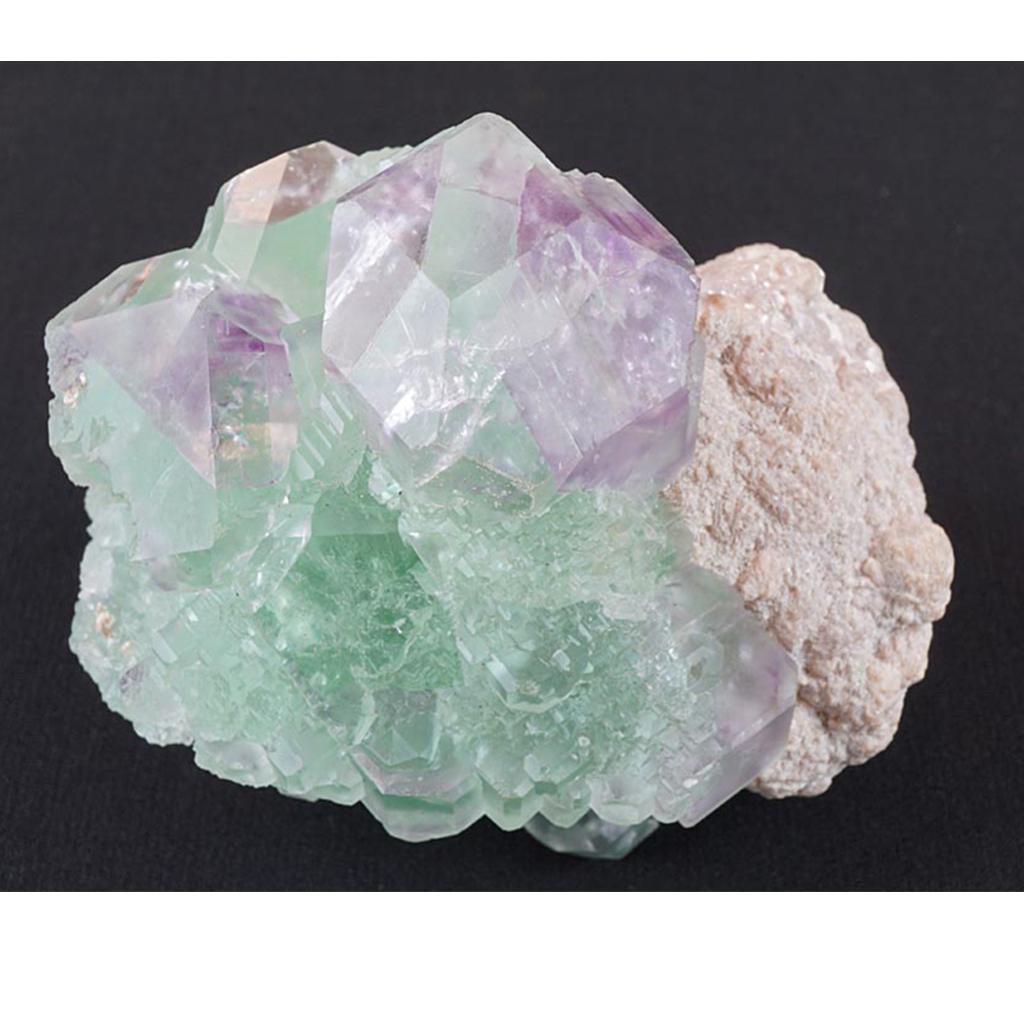 fluorite calcite specimen