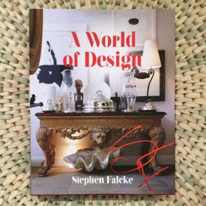 Stephen Falcke A World of Design