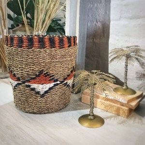 Navajo Wicker Basket