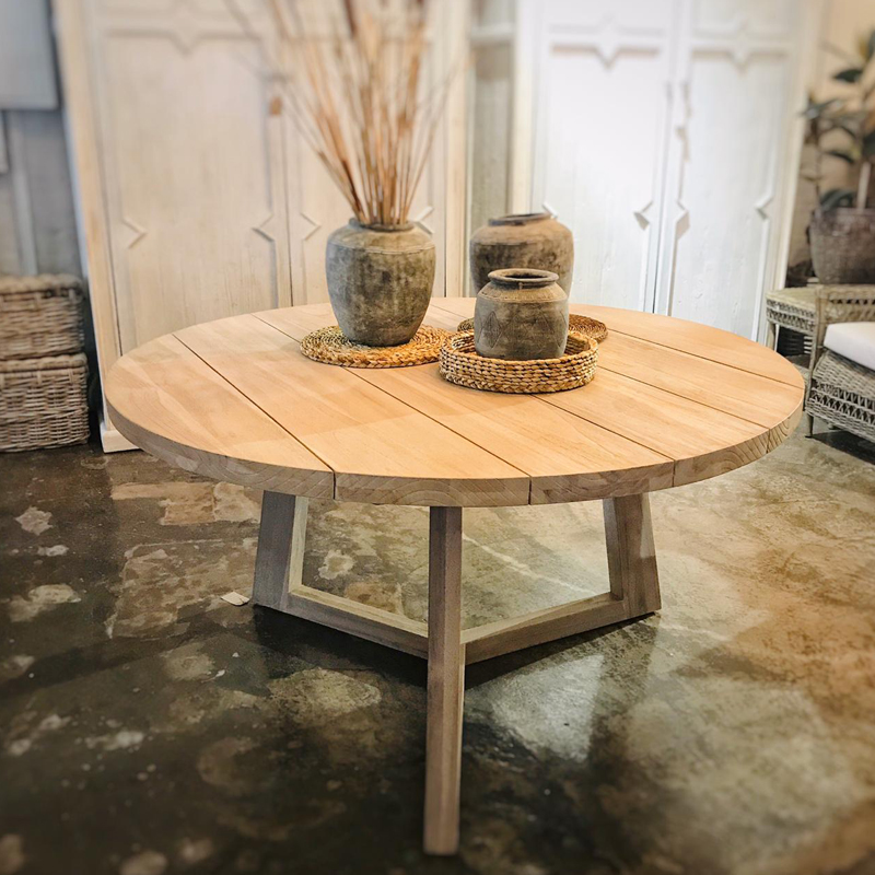 Morris Dining Table Round