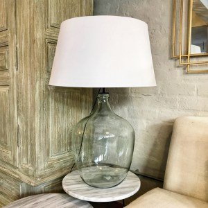 Recycled Bottle Lamp Large