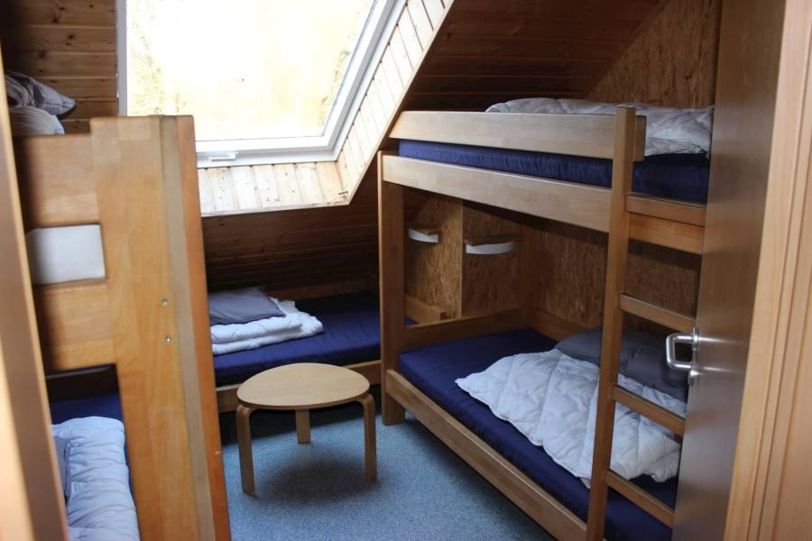 5-Bett-Schlafraum