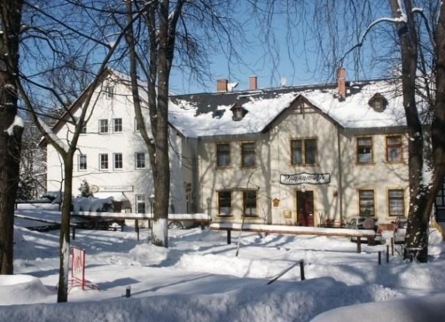 Gaststätte Pfaffenmühle am 2. Adventswochenende