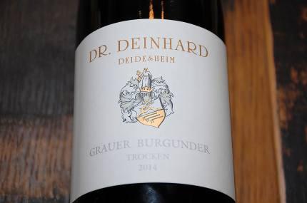 Grauer Burgunder - 2014, Von Winning, (C) Stephan Nied