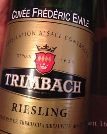 trimbachriesling