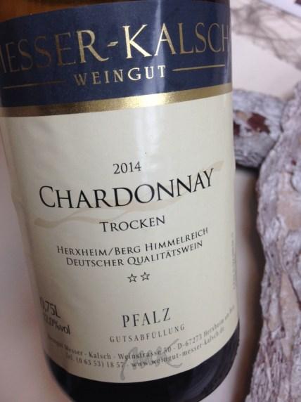 Messer-Kalsch Chardonnay