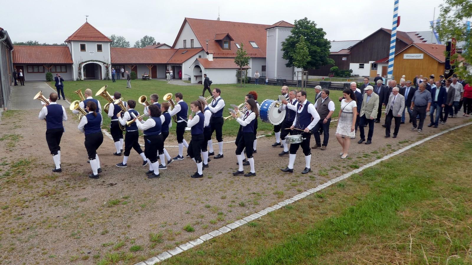 20180609-Abschluss Dorferneuerung Wölsendorf-Helferfest 01 Wilhelm Thomas P1000969