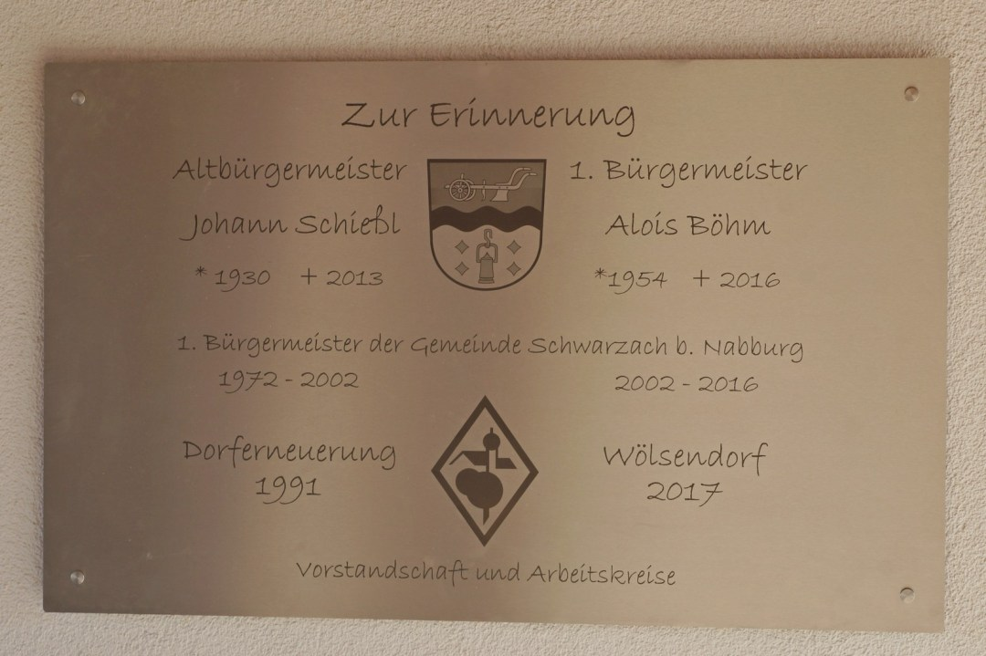 20180609-Abschluss Dorferneuerung Wölsendorf-Helferfest 20 Bierler Josef DSC02514