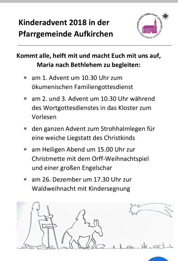 Aufkirchen | Pfarrverband Aufkirchen