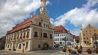 2p Friedberg Stadtplatz
