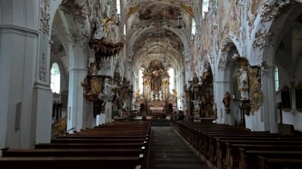 Barocke Pracht in Rottenbuch