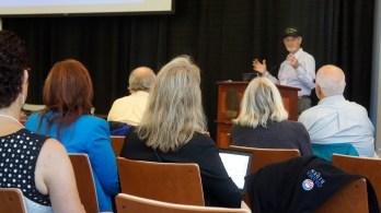 PFAS Conference at Northeastern University, Boston