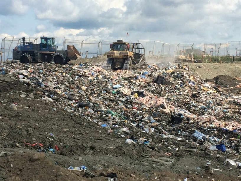 Image result for New Hampshire voters could slow development of new Casella landfill