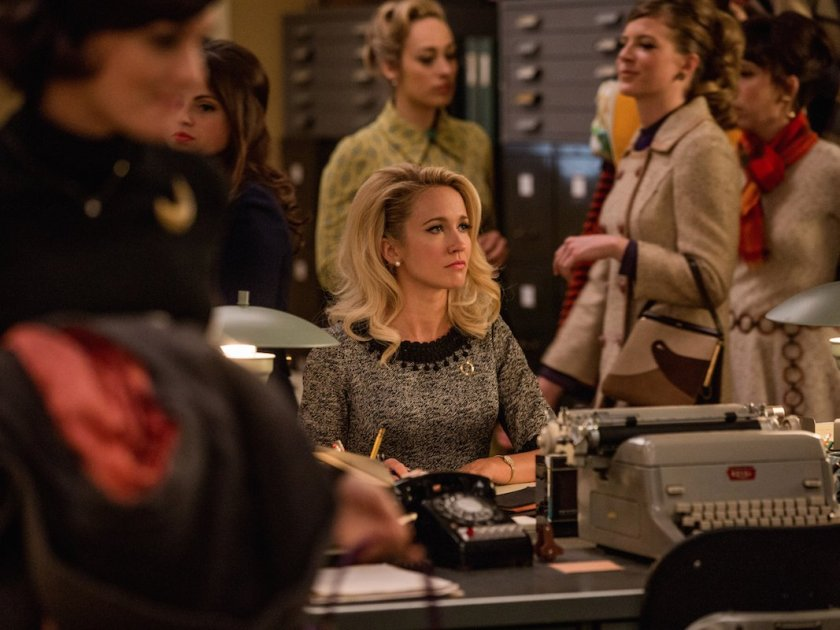 Journalism movies and series: Good Girls Revolt