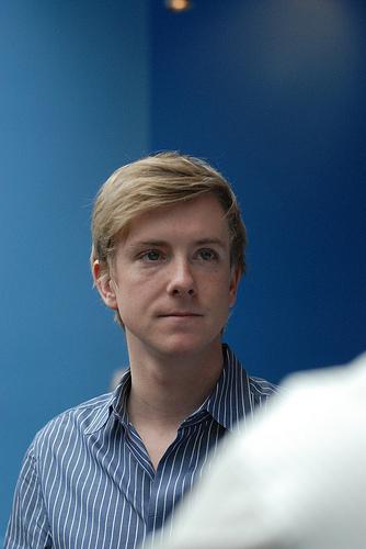 Chris Hughes. Foto: Flickr / Union Square Ventures