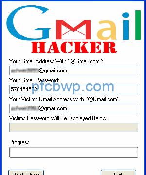 Gmail Hacker