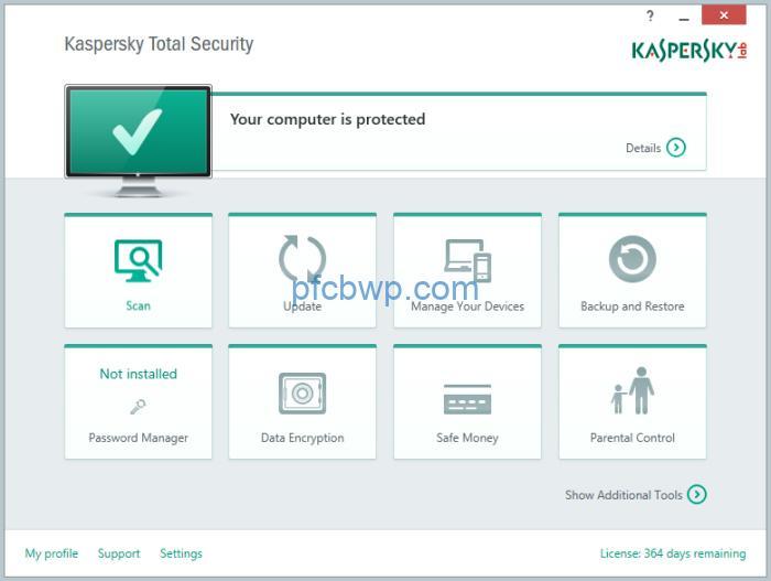 Kaspersky Anti-Virus 15 0 22 0 2019 License Key+Crack and