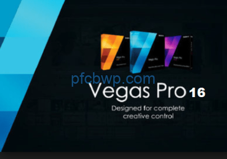 Sony Vegas Pro 16.0 Build 424 Serial Number + Crack Full Free Download [2019]