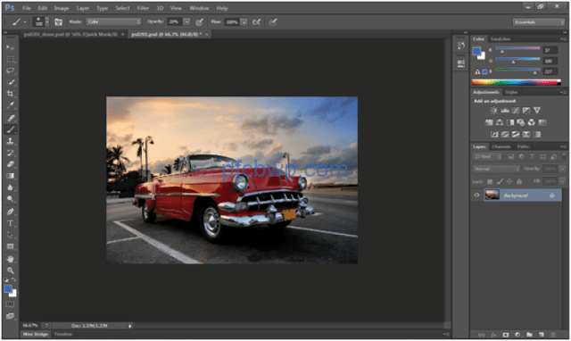 Adobe Photoshop CC 2020 Crack With Serial Key Free Download