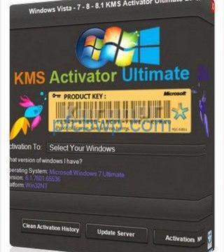KMS Activator Ultimate license 2019 Crack key For Windows 7, 8, 8.1,10