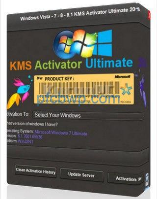 KMS Activator Ultimate license 2019 Crack key For Windows 7, 8, 8.1,10