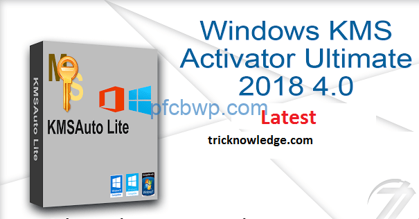 KMS Activator Ultimate 2020 Activation Key With License Key Free Download