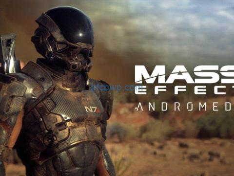 Mass Effect Andromeda License with Crack key Download 2019