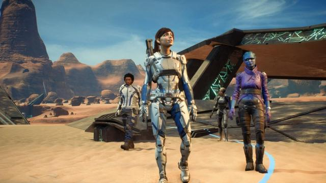 Mass Effect Andromeda 2020 Review With License Key Download