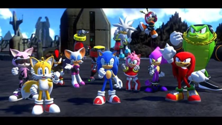 Sonic Forces 2020 Crack With License Key Free Download