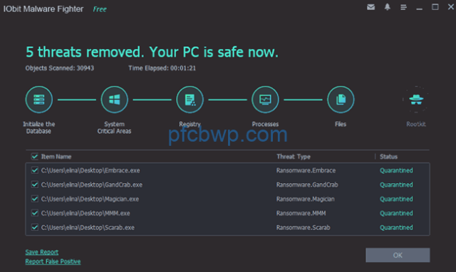 IObit Malware Fighter Pro 2020 Review With Crack FreeDownload