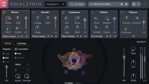 iZotope VocalSynth Serial Key