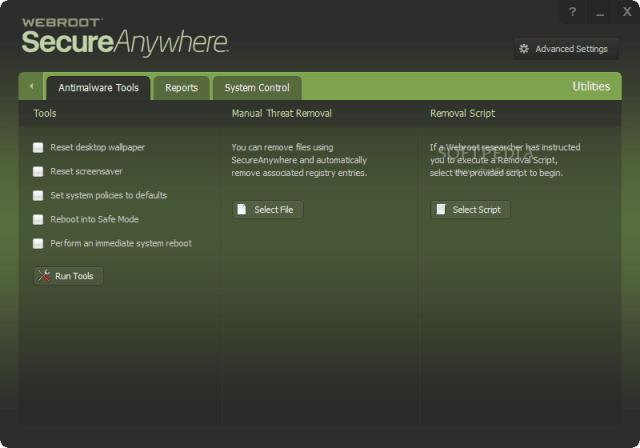 Webroot SecureAnywhere Antivirus Keygen
